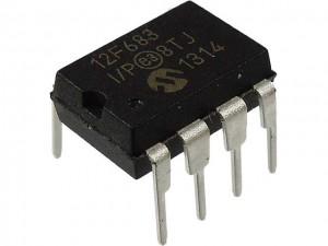 PIC12F683-IP
